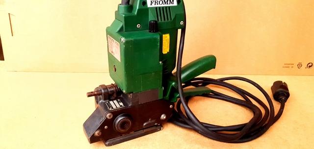 Fromm P300 Flejadora Eléctrica