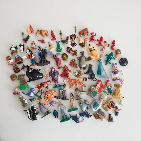 Colección Figuras Disney (57 Uni)