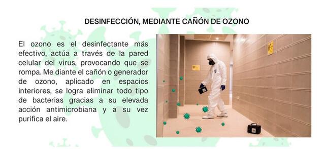 DESINFECCIONES COVID19 OZONO - foto 3