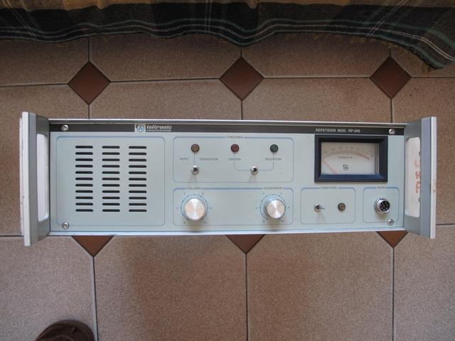 REPETIDOR TELTRONIC DE UHF RP-30S .  - foto 1