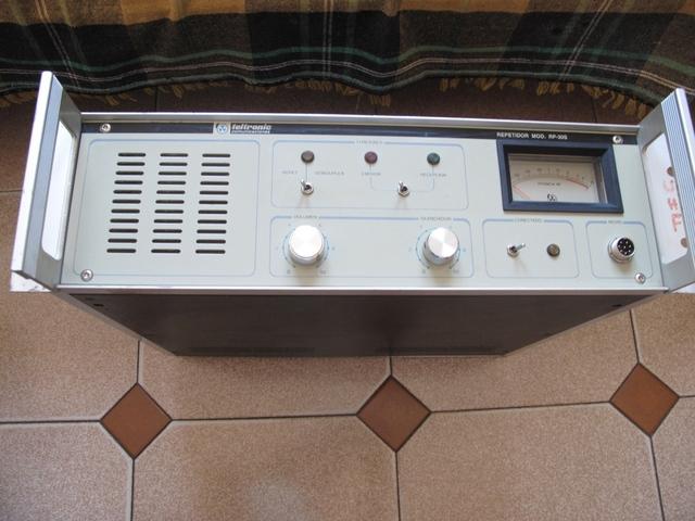 REPETIDOR TELTRONIC DE UHF RP-30S .  - foto 2