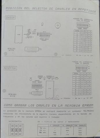 REPETIDOR TELTRONIC DE UHF RP-30S .  - foto 5