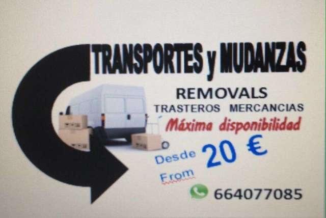 TRANSPORTES Y MUDANZAS - foto 1