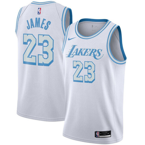 LAKERS 2021 NBA LEBRON JAMES - foto 1