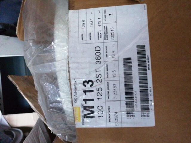 MANTA FIBRA MAT 300 ROLLO.  - foto 1