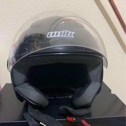 Casco Moto Unlk Talla M