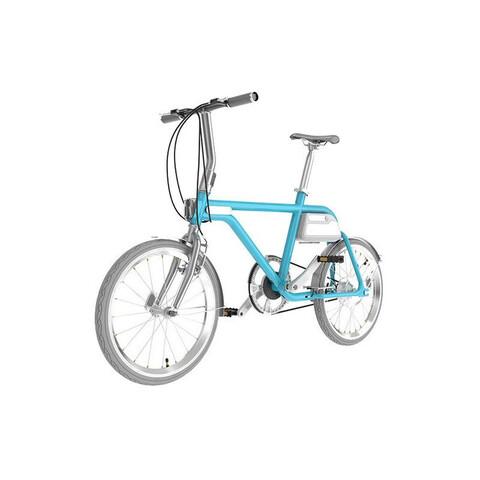Bicicleta Urbana Eléctrica Smaiver Sb01