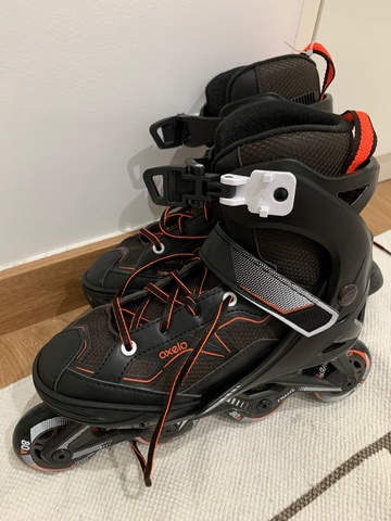 Patines Oxelo Talla 35-38!