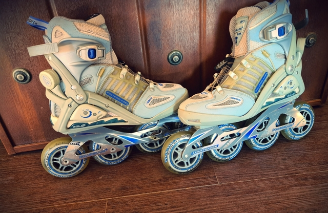 Patines Roller Blade Talla 38