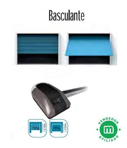 Kit Motor De Puerta Basculante