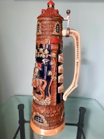Jarra De Cerveza Corzelius