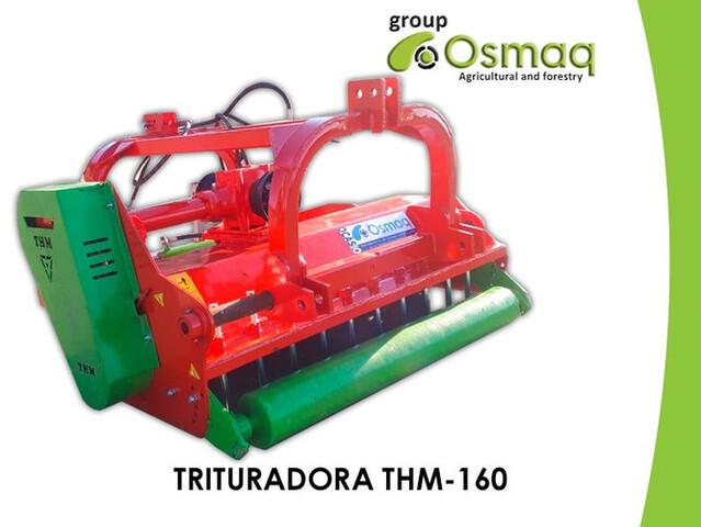 TRITURADORA THM-160 REVERSIBLE - foto 1