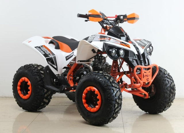 "XMEGA RAPTOR 125CC 3+R 8"" - ATV QUAD GASOLINA - foto 1"