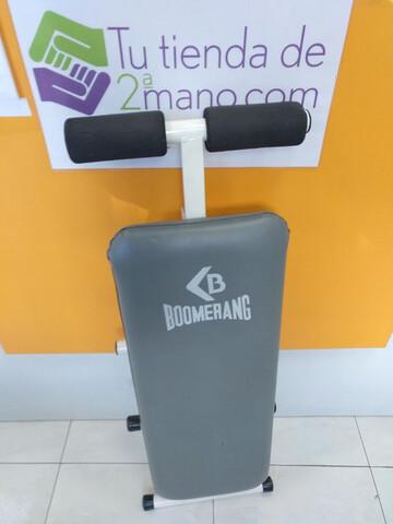 Banco De Abdominales Boomerang