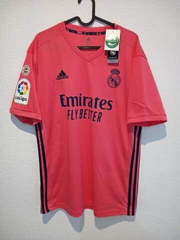 Camiseta Real Madrid 2020/2021 Talla-L