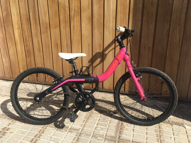 Bici Orbea Grow2 De Niña