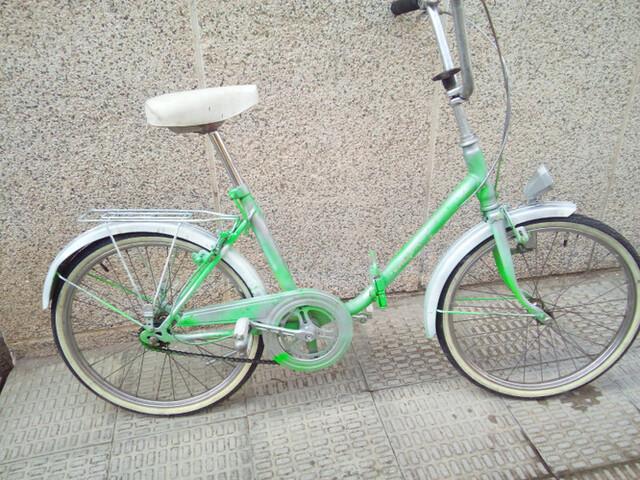 Bicicleta Bmx California