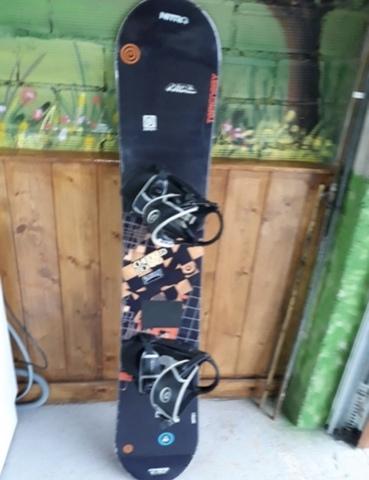 Se Venden Tablas Y Botas De Snowboard