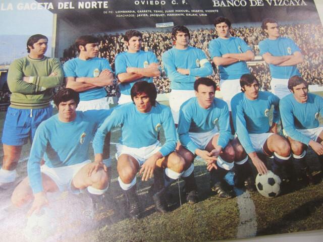 Poster Del Oviedo C. F.
