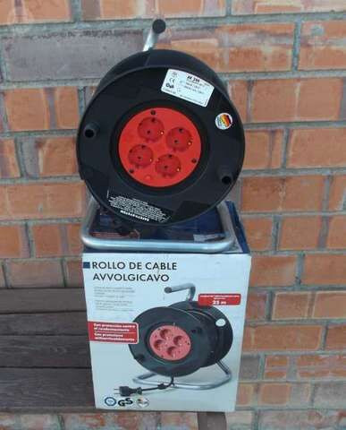Rollo De Cable Electrico