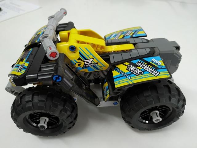 LEGO TECNICH QUAD 42034 - foto 1