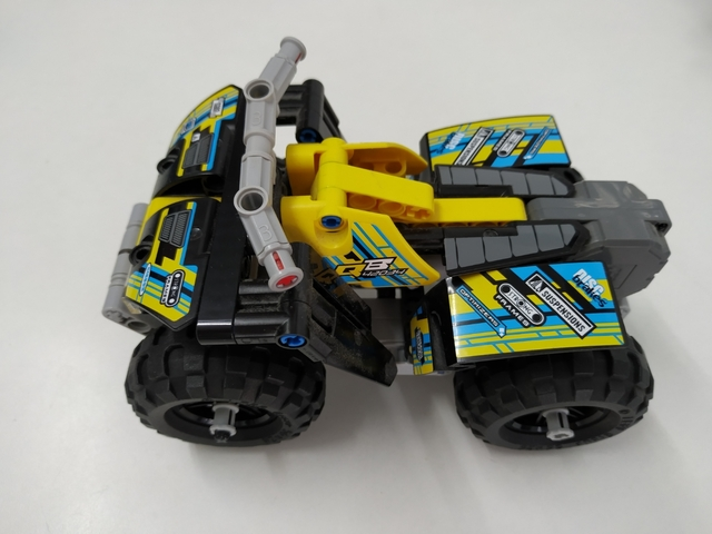 LEGO TECNICH QUAD 42034 - foto 2