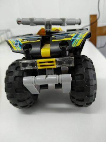 LEGO TECNICH QUAD 42034 - foto 3