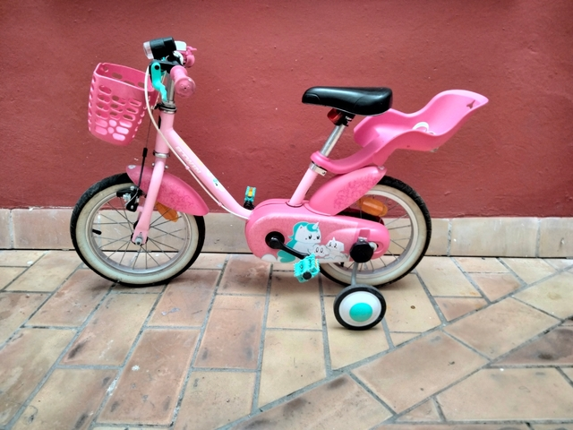 """Bicicleta Niña 14\"""""""