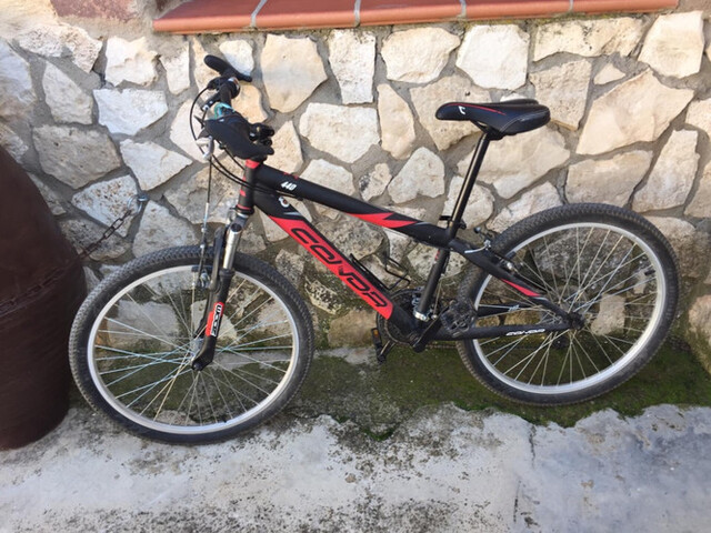 Bicicleta De Montaña Como Nueva