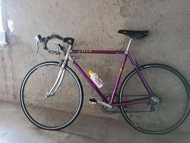 Bicicleta De Carreras Vitus Clásica