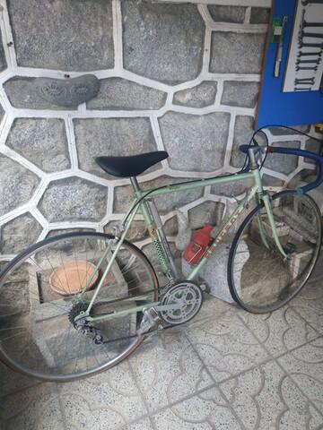 Bicicleta Peugeot Vintage De Carretera
