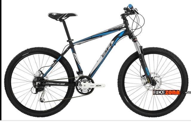 Bici Bh Spike Lanzarote