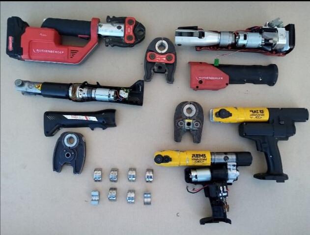 Accesorios Maquinas Multicapa Reparación