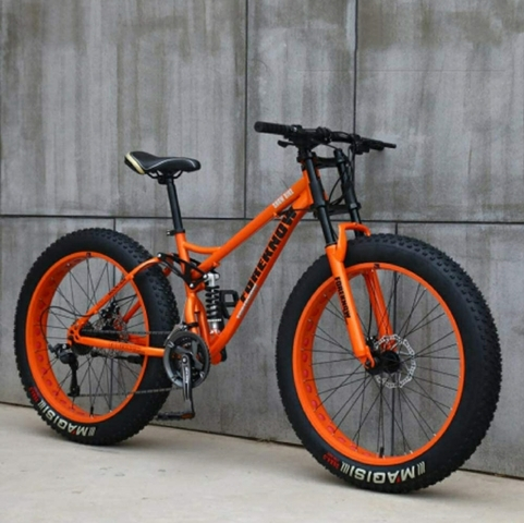 Bicicleta De Montaña 24Vel.  Solo 10 Unid