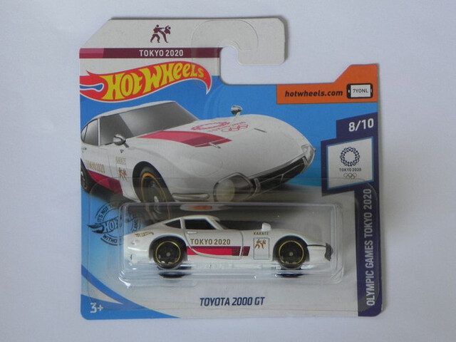 Toyota 2000 Gt Hot Wheels