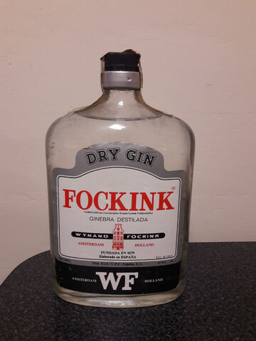 Botellas De Licor Antiguas