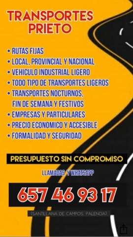 MENSAJERIA RECADOS TRANSPORTES LIGEROS - foto 2