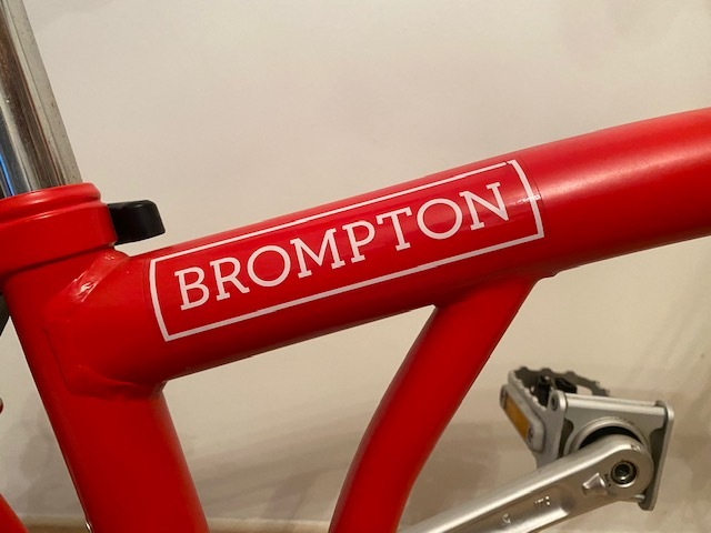 BICICLETA BROMPTON - foto 3