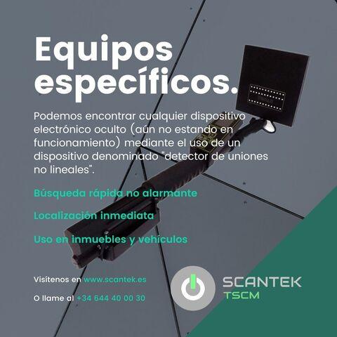 DETECCIÓN DE DISPOSITIVOS ESPÍA - foto 3