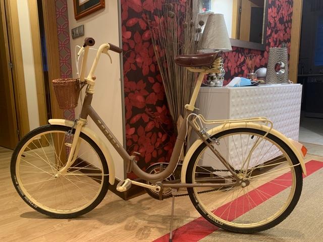 Bicicleta Torrot Plegable