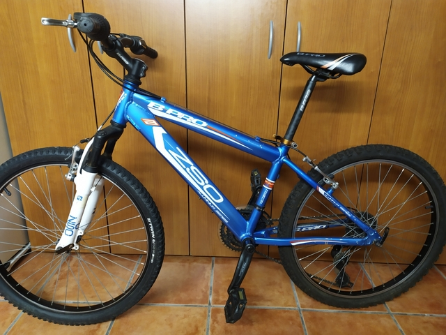 Bicicleta Aluminio B-Pro 24 Pulgadas