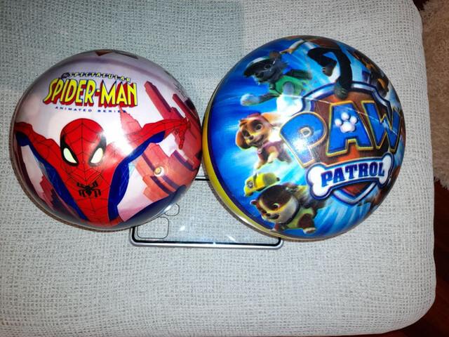 PELOTAS  SPIDER- MAN Y PATRULLA CANINA - foto 3