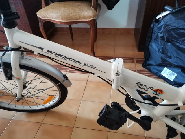 Bicicletas Boomerang Plegables