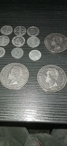 Monedas Antiguas De España