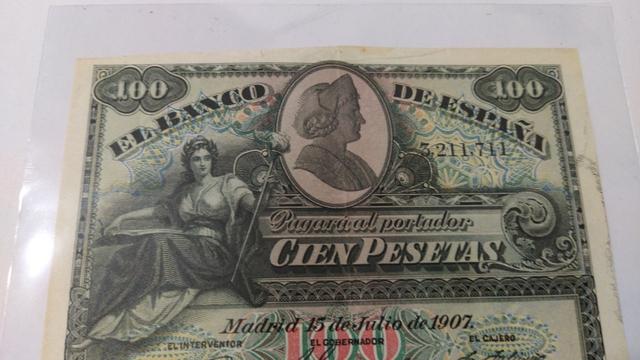 Compro Y Taso Billetes Antiguos