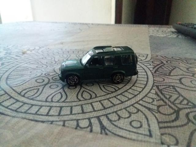 Coche Coleccion Land Rover