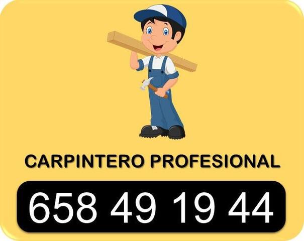 CARPINTERO ALICANTE CAPITAL - foto 1