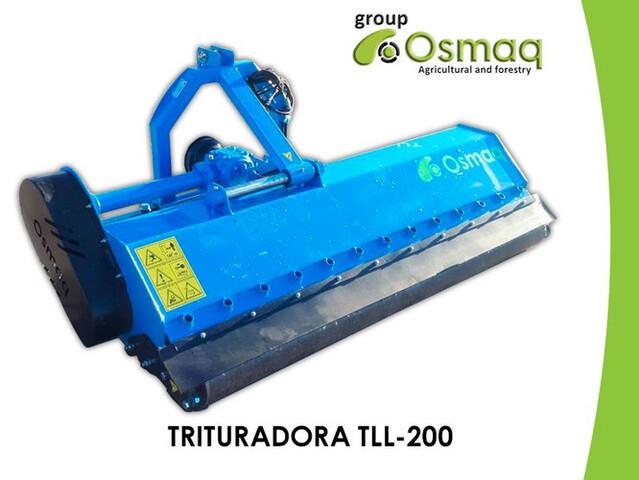 TRITURADORA OSMAQ TLL-200 - foto 1