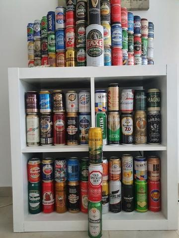 Coleccion De Latas De Cerveza