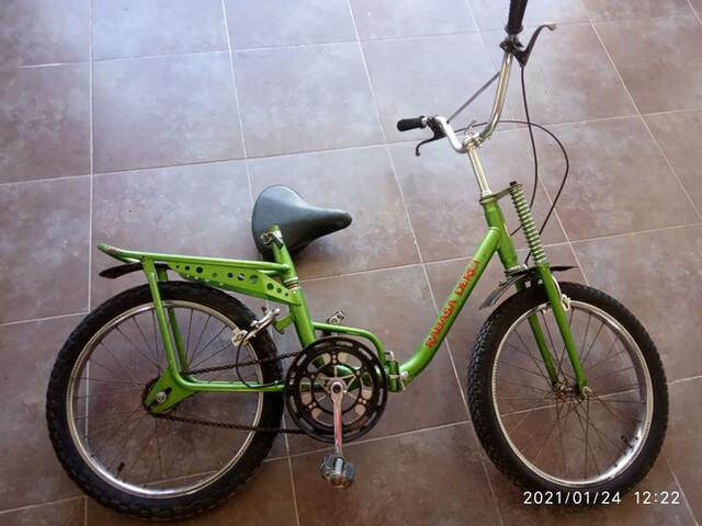 Bici Derbi Rabasa Antigua